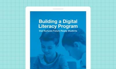 Building a Digital Literacy Program Cover