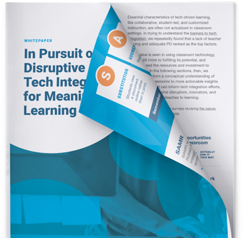The Tech Coach's Guide to Impactful Technology Integration in Schools